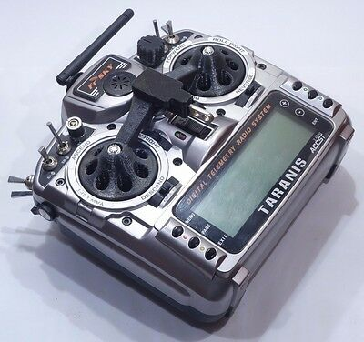 AU18.86 • Buy For FrSKY Taranis X9D,X9D Plus Rod Rotor Riot Protect Gimbal Guard+hold Clip