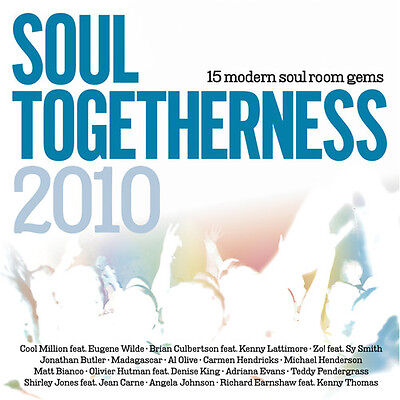 £15.20 • Buy Various Artists - Soul Togetherness 2010 / Various [New CD] UK - Import