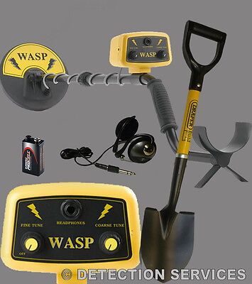 VIKING WASP Metal Detector Search Manhole Covers Locators And Construction • 144.82£