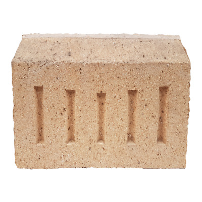 £13.99 • Buy Coal Saver Clay Fire Brick For Open Fireplaces And Stoves-Helps Reduce Fire Size