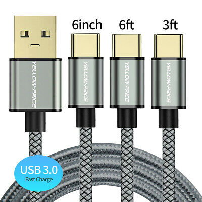 AU17.99 • Buy Type C Charging Cable For NEW IPad Pro 2021, IPad Air 4th, Galaxy S21,S20,Note20
