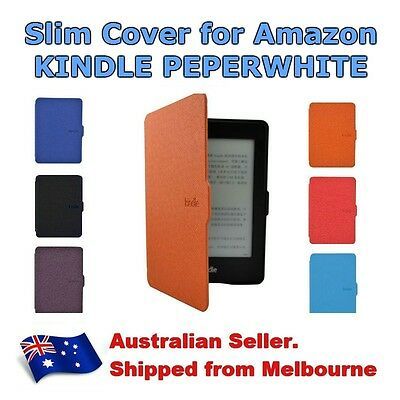 AU12.95 • Buy Kindle Paperwhite Magnetic Ultra Slim Leather Smart Case Cover Generation
