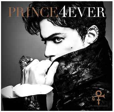 Prince 4Ever (2-CD Set, 2016) • NEW • Greatest Hits, Best Of, Forever • 21.71£