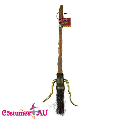 AU28.49 • Buy Harry Potter Quidditch Flying Firebolt Broom Halloween Costume Party Accessories