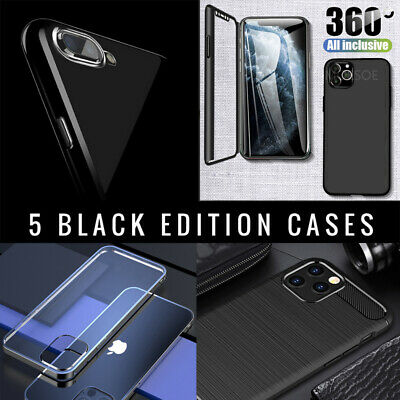 AU4.78 • Buy Case Shockproof For IPhone 12 11 Pro XS MAX XR 7 8 6s Plus 6 Gel Silicone Cover