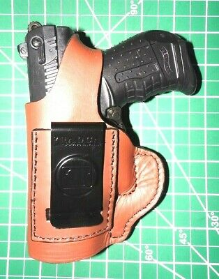leather holster walther p22