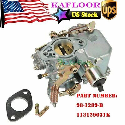 $57.99 • Buy For For 34 Pict-3 Carburetor Electric Choke 113129031K 1600cc OEM Replacement