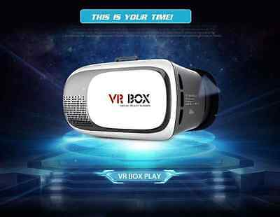 AU15.70 • Buy 2016 VR Headset VR BOX Virtual Reality Glasses 3D For Samsung Iphone 5 6s Plus