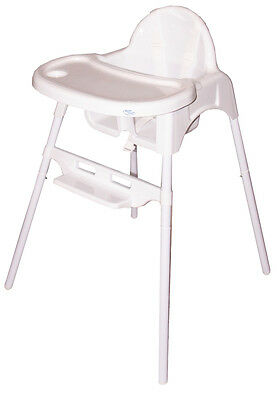 Bebe Style Classic 2in1 Highchair Baby Childs Kids Feeding High Chair Seat Ikea  • 24.99£