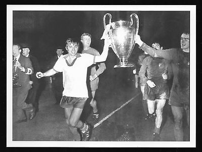 George Best 1968 European Cup Final Man Utd Picture Manchester United V Benfica • 0.99£