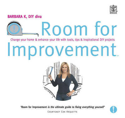 AU6.83 • Buy Room For Improvement: Change Your Home And Enhance Your Life With Tools, Tips An