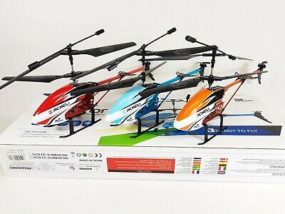 £49.99 • Buy 1201 Volitation Rc Gyro Radio Remote Control Helicopter Large Outdoor Model Toy