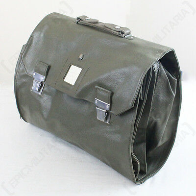 Original Swiss Army Messenger Case - Military Surplus Bag Soldier Documents Pack • 10.45£