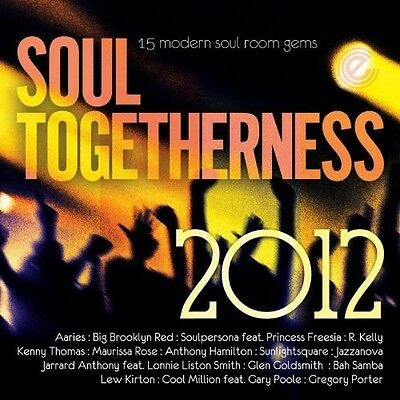 £12.85 • Buy Various Artists - Soul Togetherness 2012 / Various [New CD] UK - Import