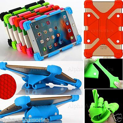 £6.98 • Buy For 7  8  9  10.1  Inch Tablet Universal Kids Silicone Case Shockproof Cover PC