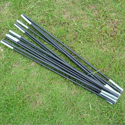 £9.99 • Buy Camping Replacement Fibreglass Tent Poles All Tent Types 7mm-10mm / 4.5m