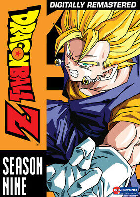 AU42.09 • Buy Dragon Ball Z: Season Nine [New DVD]