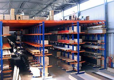 £18000 • Buy Cantilever Racking All Lengths X Widths X Heights Supplied Installed 08001120013