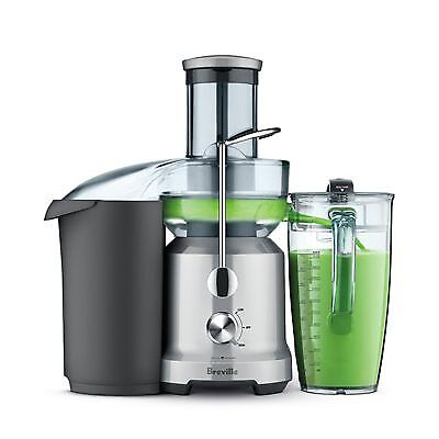 View Details Breville BJE430SIL The Juice Fountain Cold-Juicer  • 157.99$ CDN