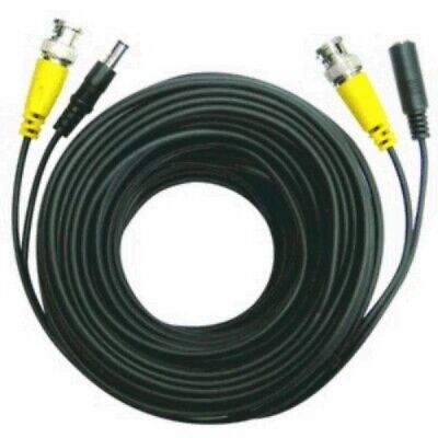 $ CDN60 • Buy 200 Ft. 2-in-1 Platinum Security Camera Cable With Power - BNC -  M/DC 5.5mmx2mm