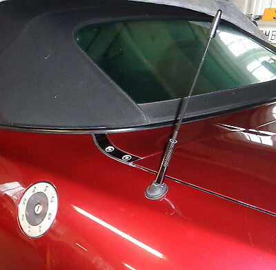 £15.95 • Buy Mg Tf Brand New Style Extending Carbon Aerial Car Aerial All Mgf & Mg Tf Models