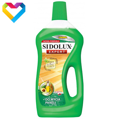 SIDOLUX EXPERT CLEANER FOR LAMINATE FLOORING WITH AVOCADO OIL 750ml  • 3.90£