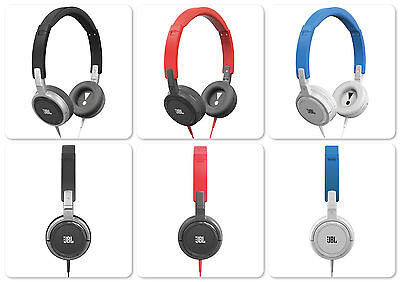 View Details JBL T300A - On Ear Closed Back Headphones With Universal Remote/Microphone • 34.99£