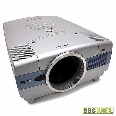 $39.99 • Buy [FOR PARTS] Sanyo XGA Large Venue Projector, 3 LCD (Model: PLC-XT16)