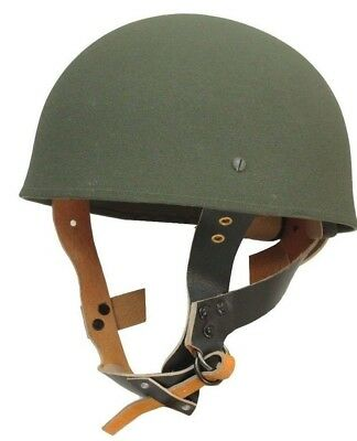 WW2 British Paratrooper Helmet - Repro Army Para Soldier MkI Steel All Sizes New • 86.95£