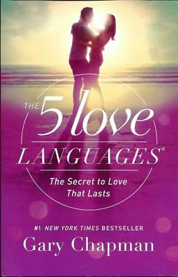 AU26.50 • Buy New -The 5 Love Languages Paperback - The Secret To Love  By Gary Chapman