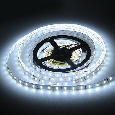 $10 • Buy 2835/5050/5730 SMD 300 LED Flexible Strip Lights Tape Waterproof 5M Room Party