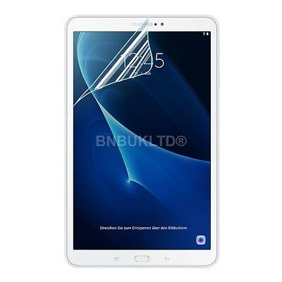2X Ultra Clear Screen Protector Guard For Samsung Galaxy Tab A 10.1 SM-T580 T585 • 2.75£