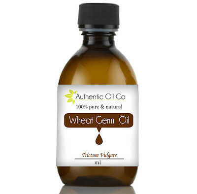 £20.99 • Buy Wheat Germ Carrier Oil Base Pure Skin Care Cold Pressed For Massage Aromatherapy