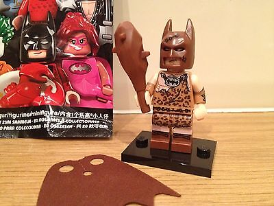 Lego The Batman Movie 71017 Clan Of The Cave Batman  Mint Condition • 4.94£