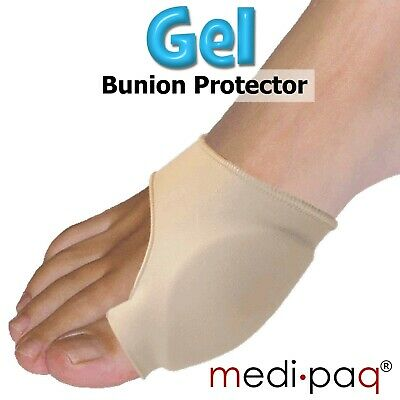 Gel Bunion Protector Toe Corrector Support Foot Gout Blister Pain Relief Pads UK • 4.89£
