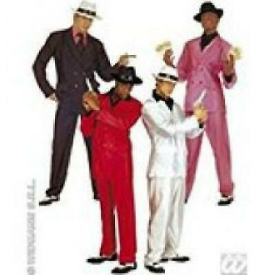 Goodfella Suit 4 Cols Costume Medium For 20s 30s Gangster Capone Bugsy Fancy Dre • 20.17£