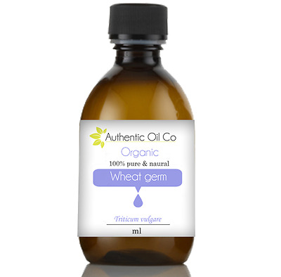 £9.49 • Buy Organic Wheatgerm Carrier Oil Base Skin Care Cold Pressed Massage Aromatherapy