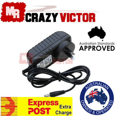 AU26.95 • Buy Power Supply Adapter For YAMAHA Keyboard MM6 PSR-230 PSR-260 PSR-190 PSR-48
