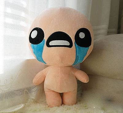 AU34.95 • Buy The Binding Of Isaac Stuffed Plush Toy Soft Doll ISSAC Cosplay Funny Gift 35cm