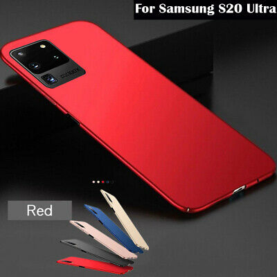 $ CDN3.81 • Buy Ultra Thin Matte Hard Case Cover For Samsung Galaxy S20 Note 9 S9 S21 Plus M51