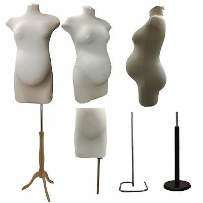 £39 • Buy ❤ Pregnant Maternity Female Tailor Tailors Mannequin Dummy Dressmakers Fashion