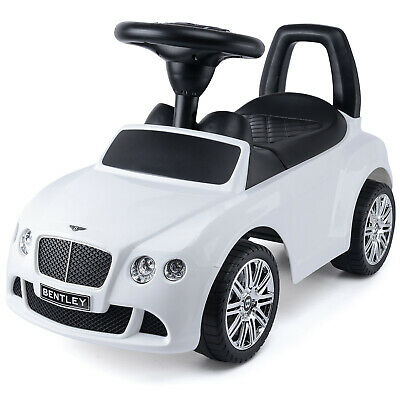 £39.99 • Buy Bentley Continental Ride On Car Kids Foot To Floor Sound Effects Licensed Toy