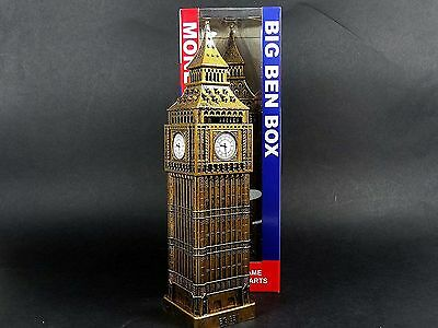 Money Box - A Large Big Ben Piggy Bank Made Of Plastic • 9.75£