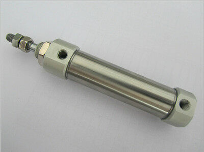 Pneumatic Mini Air Cylinder 10mm / 16mm Bore - 30mm Stroke Double Acting UK  • 13.95£
