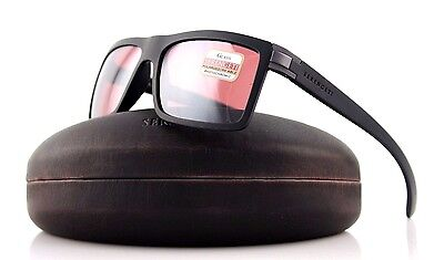 $197.32 • Buy POLARIZED NEW Authentic SERENGETI BRERA Sanded Black Sedona Sunglasses 8213