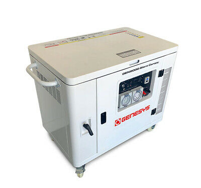 AU2150 • Buy Generator Petrol Portable 8kva Single Phase *free Delivery*