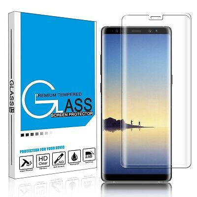 AU4.95 • Buy Tempered Glass Screen Protector For Samsung Galaxy S7 S8 S9 Note 8 9 10 20 Ultra