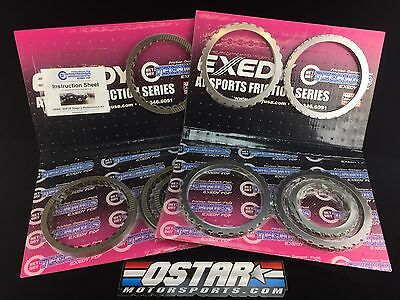 AU956.30 • Buy EXEDY STAGE 2 CLUTCH PACK For 2011-2017 MUSTANG GT 6R80 TRANSMISSION