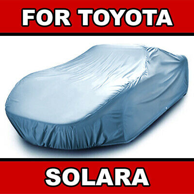 $59.99 • Buy [TOYOTA SOLARA] CAR COVER ☑️ Weatherproof ☑️ 100% Waterproof ☑️ Best ✔CUSTOM✔FIT