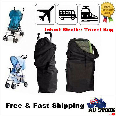 AU13.06 • Buy Infant Stroller Baby Stroller Covers Travel Bag Pram Protection Accessories AU